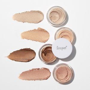 SuperGoop SHIMMERSHADE eyeshadow set